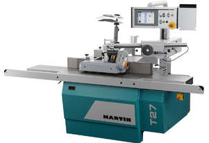 MARTIN T27 FLEX Spindle moulder ex demo machine