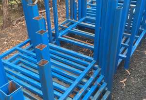 STILLAGES (BLUE)