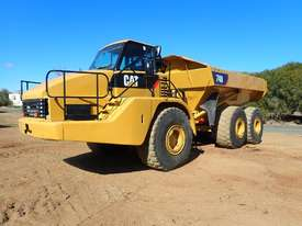Caterpillar 740 Dump Truck - picture0' - Click to enlarge