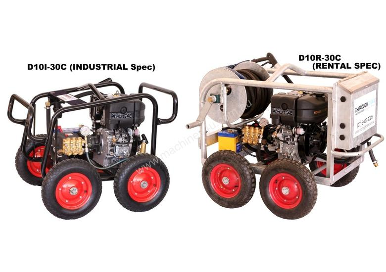 D10M-36C Mine Spec 10 HP Kohler 3000 PSI 15 LPM
