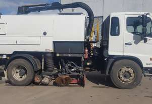 Macdonald Johnston Street  Sweeper