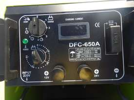 YOULI DFC-650A 12/24 Volt Battery Charger - picture2' - Click to enlarge