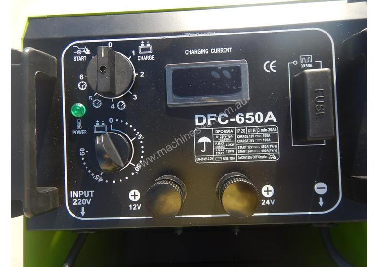 YOULI DFC-650A 12/24 Volt Battery Charger