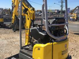 Wacker Neuson EZ17 Mini Excavator, Hydraulic Hitch & Bucket Set $32000+gst ZERO PAYMENTS FOR 90 DAYS - picture0' - Click to enlarge