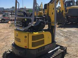 Wacker Neuson EZ17 Mini Excavator, Hydraulic Hitch & Bucket Set $32000+gst ZERO PAYMENTS FOR 90 DAYS - picture1' - Click to enlarge