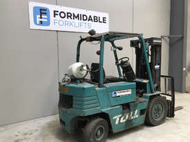 Daewoo G25 LPG / Petrol Counterbalance Forklift - picture2' - Click to enlarge