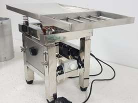 Chocolate Vibrating Table (New) - picture0' - Click to enlarge