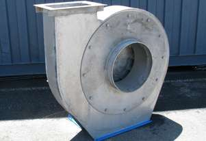 Large Stainless Steel Centrifugal High Pressure Blower Fan - 1.5kW - Aerovent