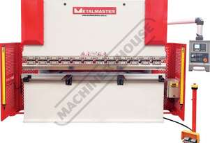 PB-63E Hydraulic NC Pressbrake 70T x 2500mm Estun NC-E21 Control 2-Axis with Leadscrew Backgauge - I