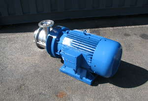 Stainless Centrifugal Pump 30kW - Hilge Hygiana III/7-30