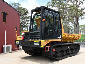 Morooka MST 2200VD Rubber Tracked Dumper For Hire - picture0' - Click to enlarge