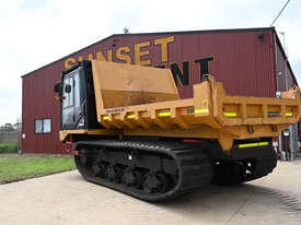Morooka MST 2200VD Rubber Tracked Dumper For Hire - picture3' - Click to enlarge