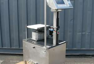 Garvens VS3 Check Weigher Checkweigher 900g Capacity