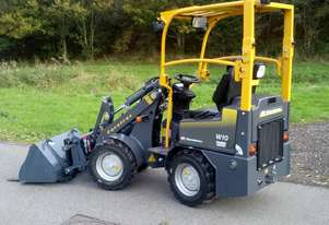 W10 Mini wheel Loader Eurotrac
