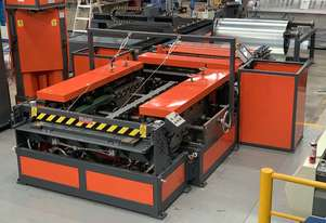HVAC 1600mm Auto Line - $150,000 Government Tax Break - We  Have Huge Metalworking Floor Stock