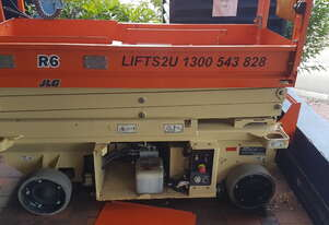 JLG Industries Scissor lift R6 2017