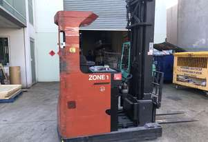 Bt Toyota Flameproof Reach Truck Zone 1