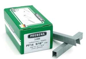 Prebena PF14CNK Staples galvanized