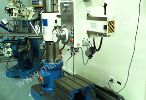 Well Featured 1000mm Arm With 40mm Drilling