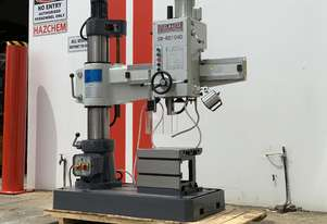 Well Featured Industrial 1000mm Arm With 40mm Radial Drilling