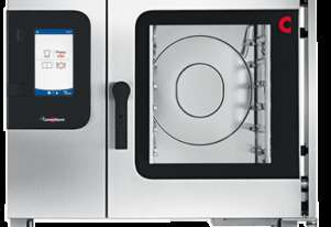 Convotherm C4EBT6.10CD - 7 Tray Electric Combi-Steamer Oven - Boiler System - Disappearing Door