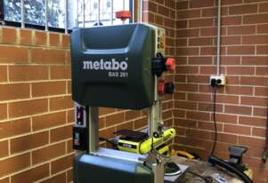 METABO Precission Band saw 10 in