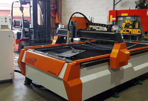 Panther CNC Plasma Table 1325 with Water Sink and Fast Cam Nesting Software, with Razor Cut 80.