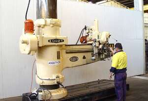 DRILL RADIAL 8 FT ARM ASQUITH
