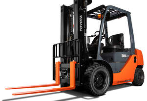 TOYOTA Forklift 2.5 ton - Sale or Maintained Rental