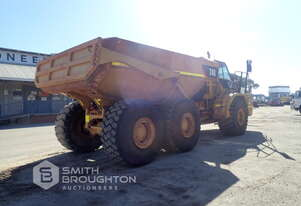2008 CATERPILLAR 740 6X6 ARTICULATED DUMP TRUCK