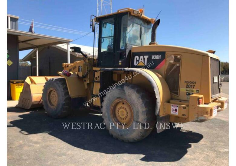 CATERPILLAR 938H Wheel Loaders integrated Toolcarriers