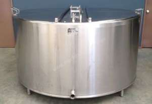 3000lt Jacketed Tank