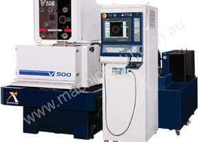 Excetek V500 Submerged Wire Cut EDM
