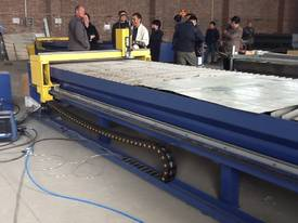 New CNC Plasma Cutter With Cam-Duct Program - picture0' - Click to enlarge
