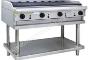 Luus CS-12C - 1200 BBQ Char & Shelf Professional Series