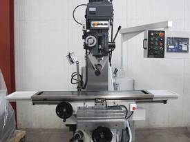 NT40 Milling Machjine, (X/Y/Z) 1120/820/440mm, Servo Feed - picture0' - Click to enlarge