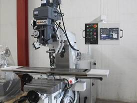NT40 Milling Machjine, (X/Y/Z) 1120/820/440mm, Servo Feed - picture13' - Click to enlarge