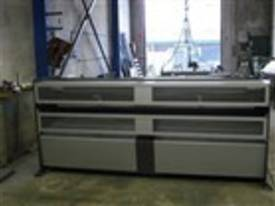2470mm x 4mm Australian made hydraulic guillotine  - picture11' - Click to enlarge