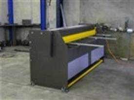 2470mm x 4mm Australian made hydraulic guillotine  - picture10' - Click to enlarge