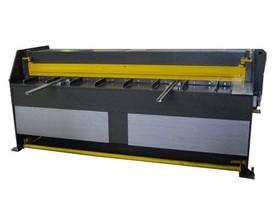 2470mm x 4mm Australian made hydraulic guillotine  - picture8' - Click to enlarge