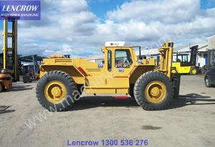 Lift King 7 tonne all terrain forklift