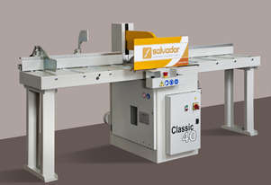 New SALVAMAC high quality docking saws