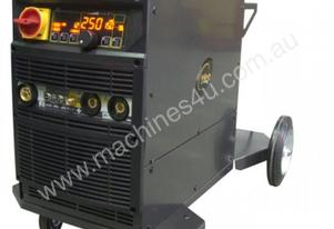 T&R Pulse MIG 250amp Inverter (No Trolley)