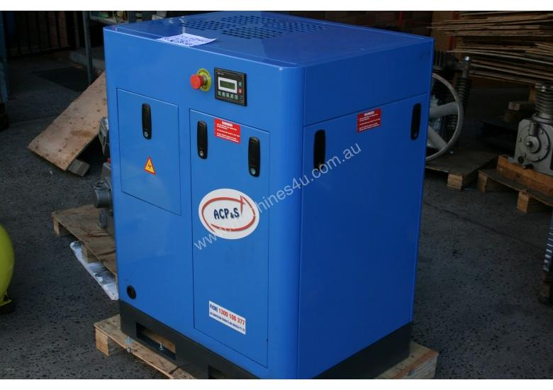 German Rotary Screw - 5.5hp / 4kW Air Compressor