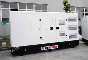 100KVA Generator Set Powered by a Cummins ® engin