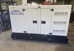 40KVA Generator Set Powered by a Cummins ® engin
