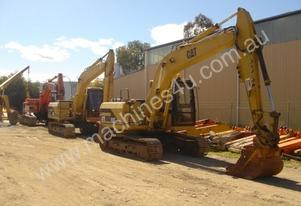 CATERPILLAR 312A EXCAVATOR *WRECKING*