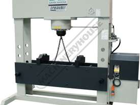 DPM-1570 Industrial Hydraulic Press 150 Tonne - picture0' - Click to enlarge