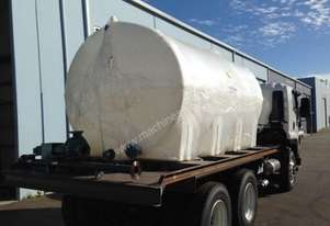 12,500L WELDING SOLUTIONS POLY WATER CART