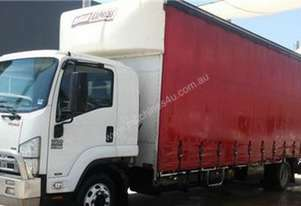 2011 ISUZU FSR 850 LONG Tautliner / Curtainsider